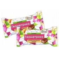 Конфеты Геометрика карамелизированное молоко