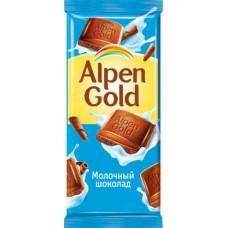 "Шоколад ""Alpen Gold "", молочный."