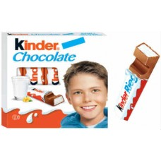 Шоколад молочный Kinder