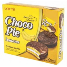 ChocoPie banana