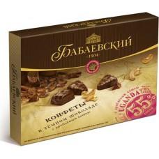 Конфеты Бабаевский Uganda в темном шоколаде