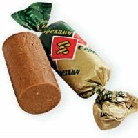 Батончики Рот Фронт с орехами
