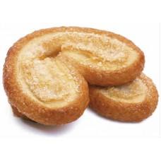 Слоеные «Пальмирки» с сахаром