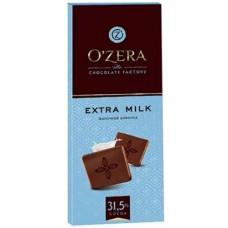 Шоколад молочный «O`Zera» Extra milk.