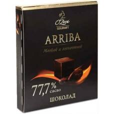 Шоколад «O`Zera» Arriba 77.7 % какао