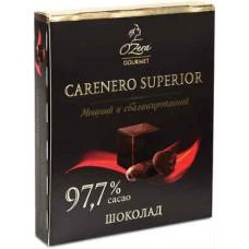 Шоколад «O`Zera» Carenero Superior 97.7 %.