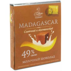 Шоколад «O`Zera»  Madagascar 49 %