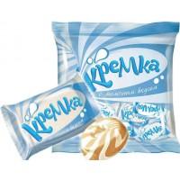 Карамель  «Кремка» с молочным вкусом.