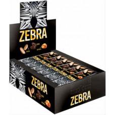 Зебра - глазированный батончик